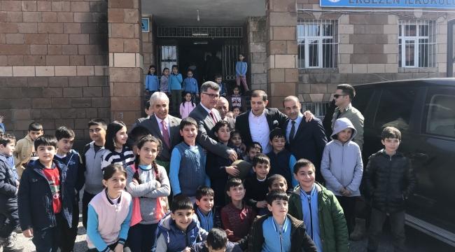 Ahlat'ta Etkinlik Sınıfı Açıldı
