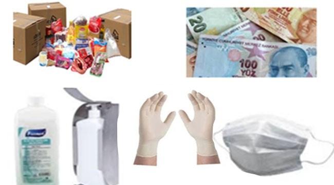 Hizan Belediyesinin Destek/Yardım Paketleri Verileri