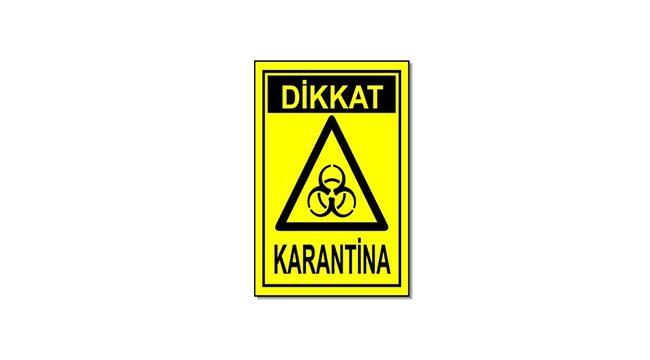 Bitlis'te 4 Adres İçin Karantina Kararı
