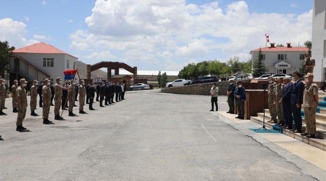 İçişleri Bakan Yardımcısı Ve Jandarma Genel Komutanının Bitlis Ziyareti