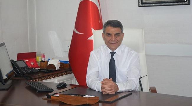 Tatvan Kaymakamı Mehmet Ali Özkan'ın Veda Mesajı