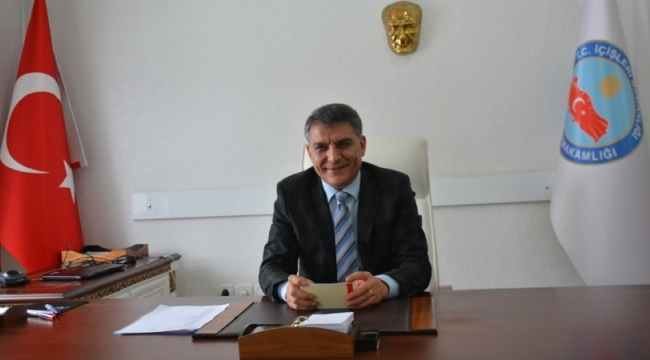 Tatvan Kaymakamı Özkan Tunceli Valiliğine Atandı