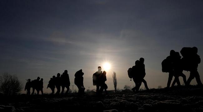 Havalar Isındı Afganlar Yığıldı!