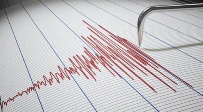Hizan'da Deprem Oldu