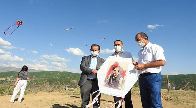 Hizan'da Uçurtma Gösterisi Etkinliği