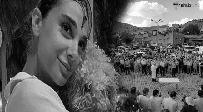 Pınar Gültekin'in Cenazesi Memleketi Hizan'da Defnedildi