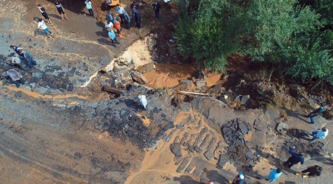 Tatvan'da Sel Felaketi