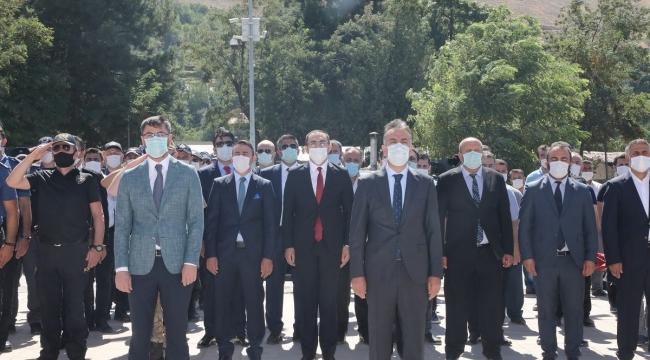 Bitlis'in Düşman İşgalinden Kurtuluşunun 104. Yıl Dönümü Törenle Kutlandı