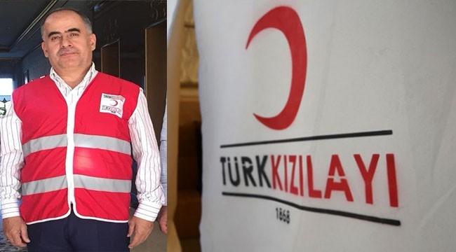 Kızılay Tatvan Şube Başkanı Taşar İstifasını Duyurdu