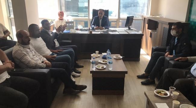 Mürseloğlu'ndan Siyasi Partilere Ziyaret