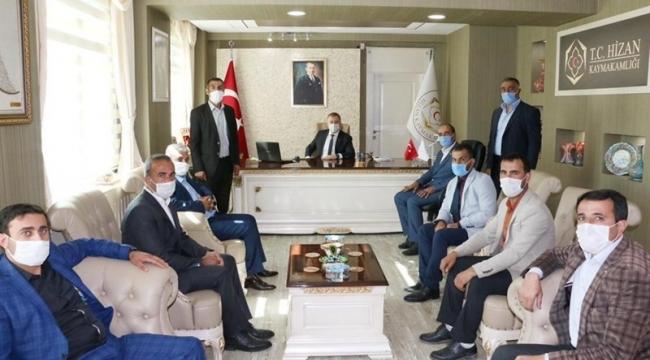 Bitlis Genelinde Muhtarlar Günü Programı Düzenlendi