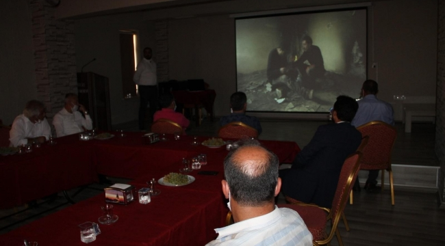 Bitlis'te Düşünce Akademisi Tarafından Madde Bağımlılığı Ve Gençlik Çalıştayı Yapıldı