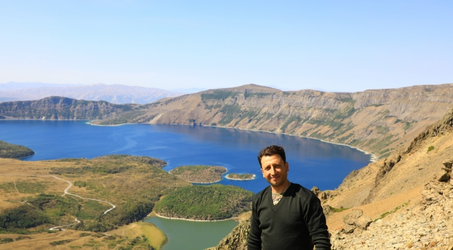 """Serdar Durer; """"Nemrut Bitlis'in Ve İlçelerinin Geleceğini Değiştirebilecek Kadar Kıymetli Bir Değer"""""""
