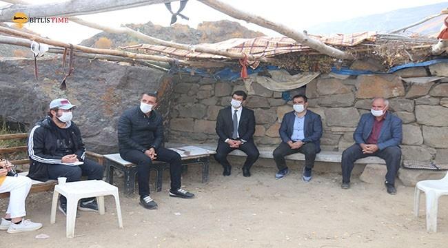 STK'lar Ve Aktivistler'den Nemrut'ta Ki Betonlaşmaya Tepki
