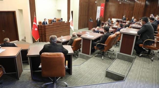 Bitlis İl Özel İdaresi 2021 Yılı Son Bütçe Toplantısını Gerçekleştirdi