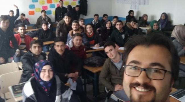 Bitlis'te Yılın Öğretmeni