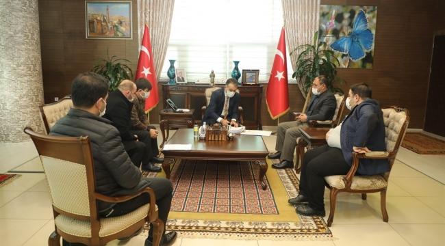 Bitlis OSB'de Yapımı Biten Fabrikaların Faaliyete Geçirilmesi İçin Sözleşme İmzalandı