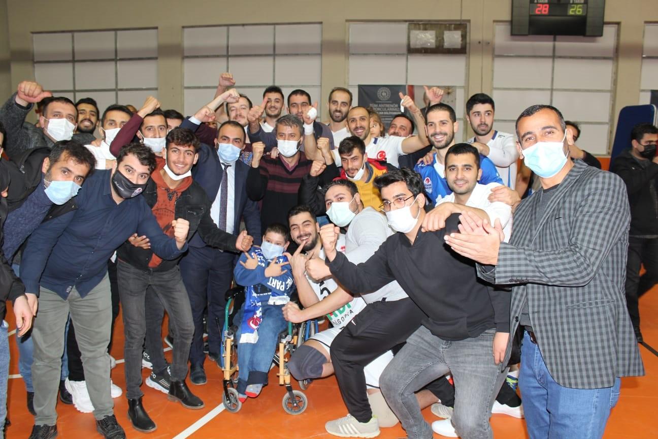 Maç Sonucu! Adilcevaz TÜRŞAD 3-1 Akkuş Belediye