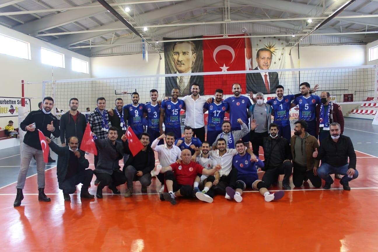 Maç Sonucu! Ünsal Group Şiran Akademi 0- 3 Adilcevaz TÜRŞAD