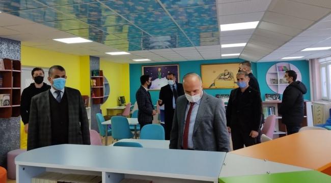 'Mesleki Eğitimde 1000 Okul Projesi'