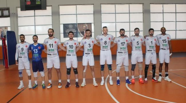 Nefes Kesen Galibiyet! Adilcevaz TÜRŞAD 3-2 Niksar Belediye Spor