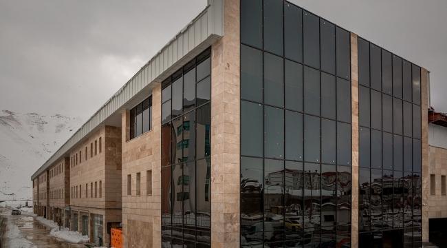 Bitlis Belediyesi'nin Yeni Hizmet Binası Açılıyor