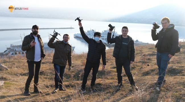 """Gazeteciler Bitlis İçin """"Gönüllü Tanıtım Elçisi"""" Oldu"""