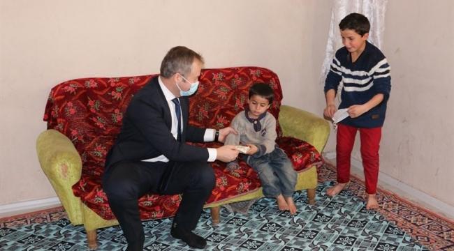 Hizan Kaymakamı Muhammed İkbal Yelek, Ziyaretlerine Devam Ediyor