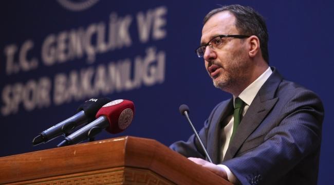 Gençlik ve Spor Bakanlığından Bitlis Protokolü