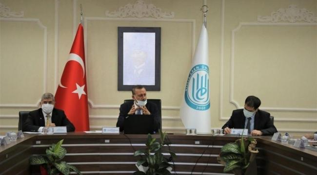 Bitlis Eren Üniversitesi Senatosundan Yüz Yüze Eğitim Kararı