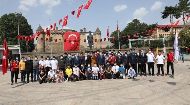 Bitlis'in Düşman İşgalinden Kurtuluşunun 105. Yıl Dönümü Törenle Kutlandı