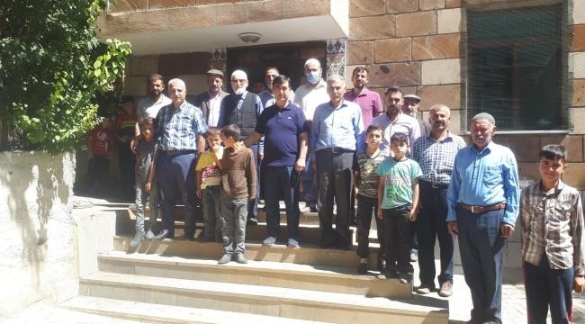 Adem Aydoğdu'dan Köylere Ziyaret