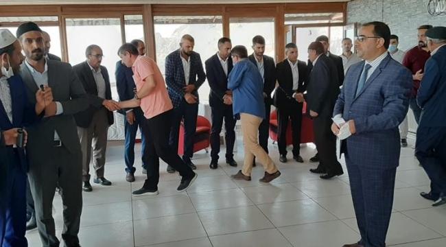 Adilcevaz'da Karamercan Ve Duman Aileleri Barıştırıldı